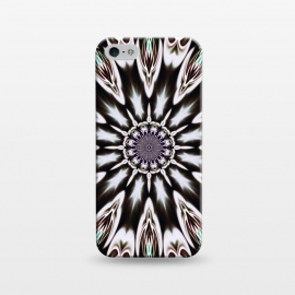iPhone 5/5E/5s  Unique inks mandala by Haris Kavalla