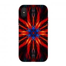 iPhone Xs / X  fire mandala by