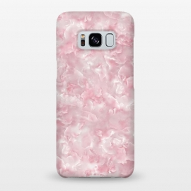 Galaxy S8+  Lovely pink Mother of Shell Texture by Utart