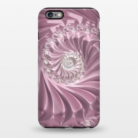 iPhone 6/6s plus  Soft Pink Glamorous Fractal by Andrea Haase