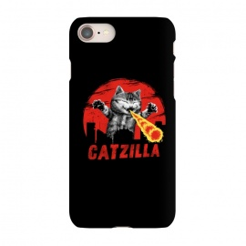iPhone 8/7  Catzilla by Vincent Patrick Trinidad
