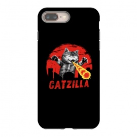iPhone 8/7 plus  Catzilla by Vincent Patrick Trinidad