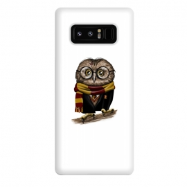 Galaxy Note 8  Owly Potter by Vincent Patrick Trinidad