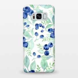 Blue Berry Pattern by Utart