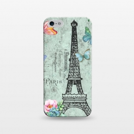 iPhone 5/5E/5s  Vintage Paris by Utart