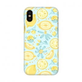 iPhone X  Lemonade  by