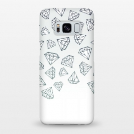 Galaxy S8+  Diamond Shower by Barlena
