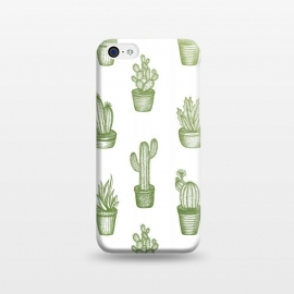 iPhone 5C  Succulents by Barlena