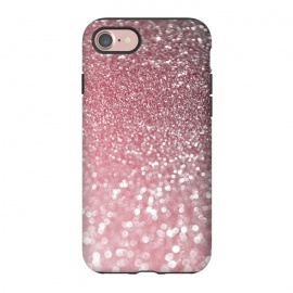 iPhone 8/7  Rose Gold Glitter  by Utart