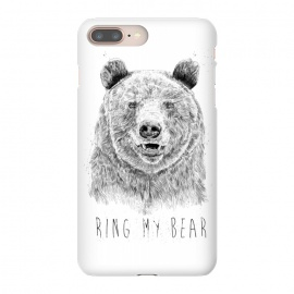 Ring my bear (bw) by Balazs Solti