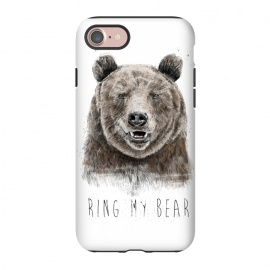 iPhone 8/7  Ring my bear by Balazs Solti
