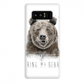 Galaxy Note 8  Ring my bear by Balazs Solti