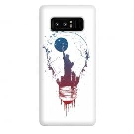 Galaxy Note 8  Big city lights II by
