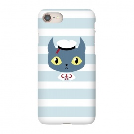 iPhone 8/7  Sailor cat by Laura Nagel