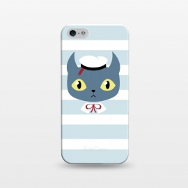 iPhone 5/5E/5s  Sailor cat by Laura Nagel