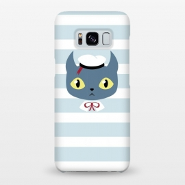 Galaxy S8+  Sailor cat by Laura Nagel