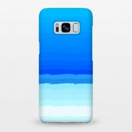Galaxy S8+  blue shaded lines shades by MALLIKA