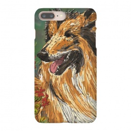 iPhone 8/7 plus  Rough Collie (Summer) by