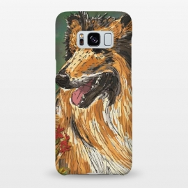 Rough Collie (Summer) by Lotti Brown