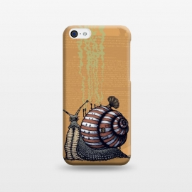 iPhone 5C  SNAIL LEVEL 2 by Mangulica