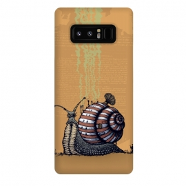 Galaxy Note 8  SNAIL LEVEL 2 by Mangulica