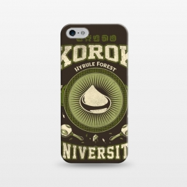 iPhone 5/5E/5s  Korok University by Ilustrata (link, zelda, university, cute, game, retro, video game, oldschool)