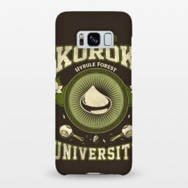 Galaxy S8+  Korok University by Ilustrata (link, zelda, university, cute, game, retro, video game, oldschool)