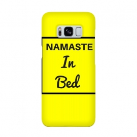 namaste in bed by MALLIKA