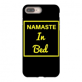 namaste in bed yellow by MALLIKA