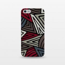 iPhone 5/5E/5s  Zendoodle III by Majoih