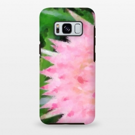 Galaxy S8 plus  Pink Explosion by