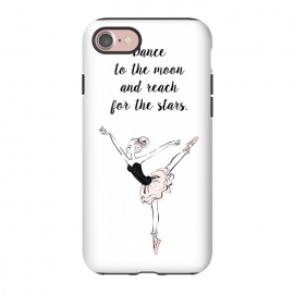 iPhone 8/7  Little Ballerina Dance Quote by Martina
