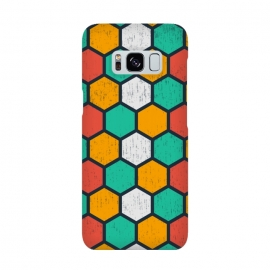 hexagonal tiles by TMSarts