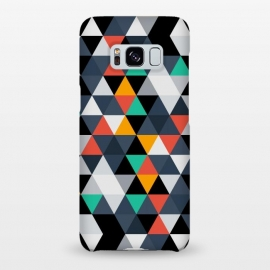 Galaxy S8+  Geometric Triangle by TMSarts