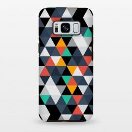 Galaxy S8 plus  Geometric Triangle by