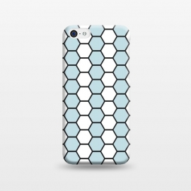 iPhone 5C  Honeycomb Mosaic  by TMSarts