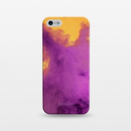 iPhone 5/5E/5s  Ultraviolet Smoke by Gringoface Designs