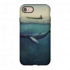 iPhone 8/7  The old Sea by Gringoface Designs