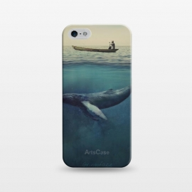 iPhone 5/5E/5s  The old Sea by Gringoface Designs