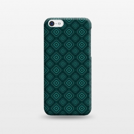 iPhone 5C  Rounded Rectangle Bubbles by TMSarts