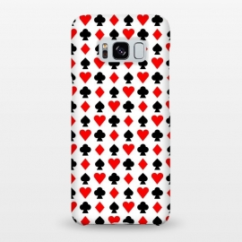 Galaxy S8+  playing cards by TMSarts