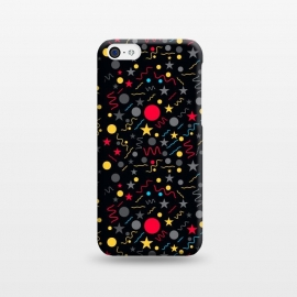 iPhone 5C  splash shapes by TMSarts