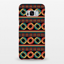 Galaxy S8+  Multicolored Circles by TMSarts