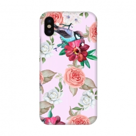 iPhone X  Rose Sparrow by Creativeaxle