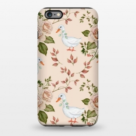 iPhone 6/6s plus  Goose in Rose Garden by Creativeaxle