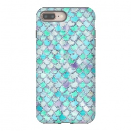 Hand drawn mermaid scales  by Utart