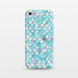 iPhone 5/5E/5s  Hand drawn mermaid scales  by Utart