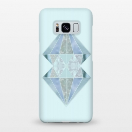 Galaxy S8+  Glamorous Gemstone Diamonds by Andrea Haase