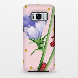 Galaxy S8+  Purple Chicory by Creativeaxle