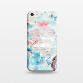 iPhone 5C  Marble Pattern-v1 by Creativeaxle
